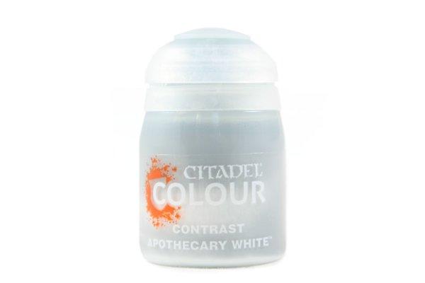 Contrast Apothecary White (18ml)