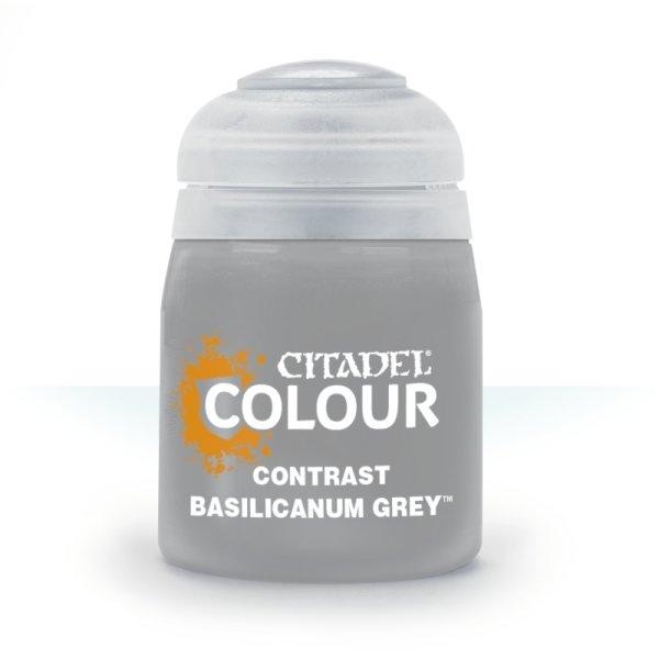 Contrast Basilicanum Grey (18ml)
