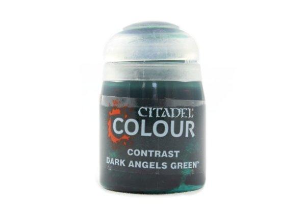 Contrast Dark Angels Green (18ml)