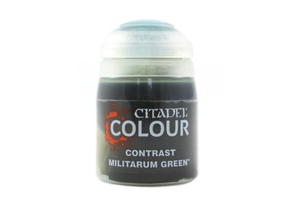 Contrast Militarum Green (18ml)