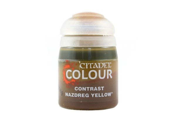 Contrast Nazdreg Yellow (18ml)