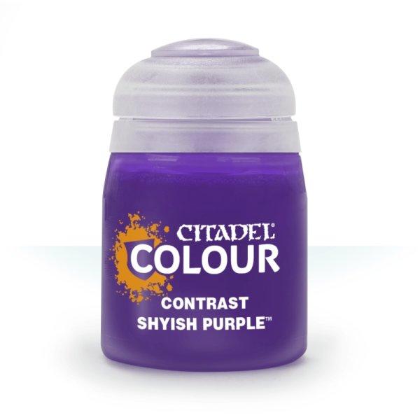 Contrast Shyish Purple (18ml)