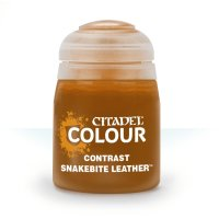 Contrast Snakebite Leather (18ml)