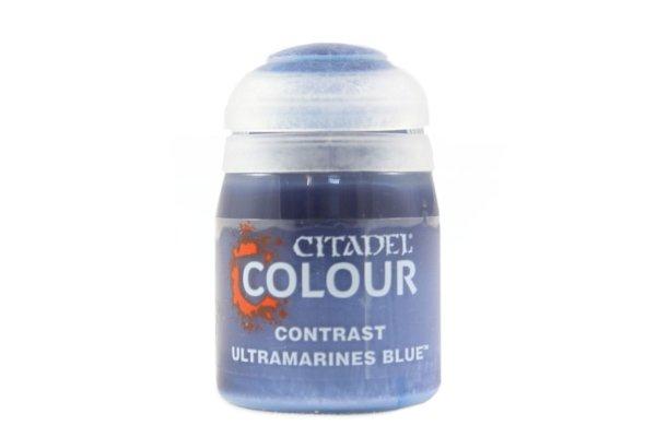 Contrast Ultramarines Blue (18ml)