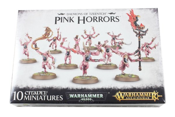 Pink Horrors of Tzeentch