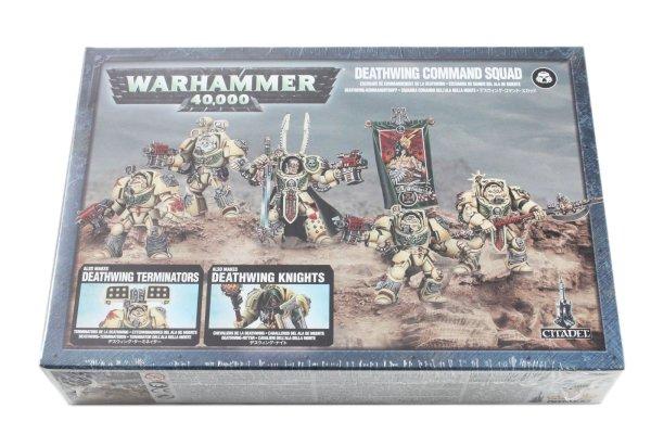 Deathwing-Kommandotrupp/Terminatortrupp/-Ritter