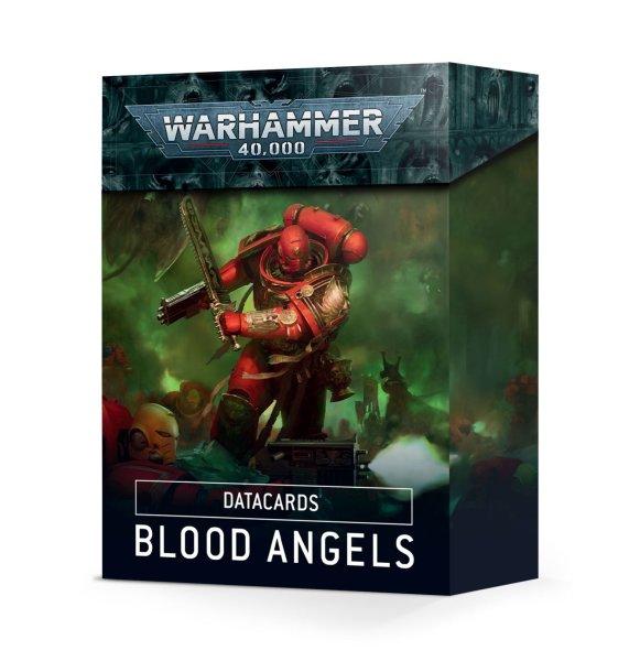 Datakarten: Blood Angels (Deutsch)