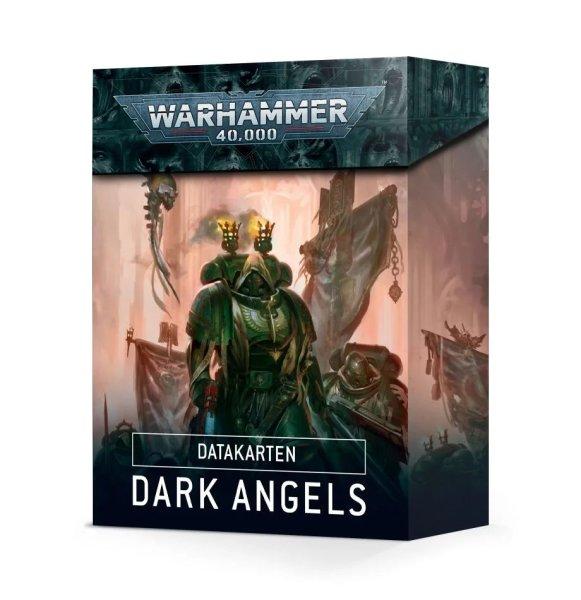 Datakarten: Dark Angels (Deutsch)