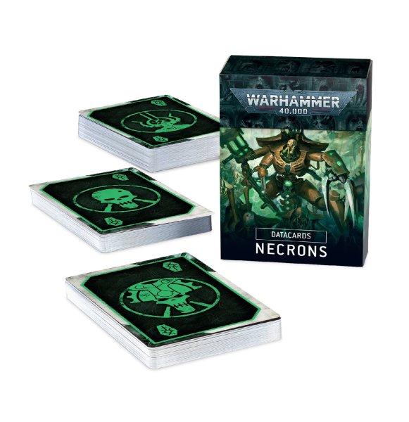 Datacards: Necrons 9th Edition (Englisch)