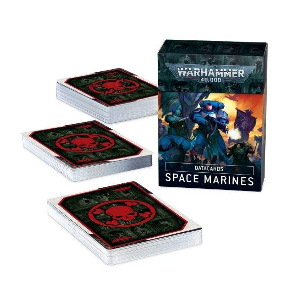 Datakarten: Space Marines 9th Edition (Deutsch)