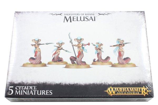 Melusai Blood Stalkers/Melusai Blood Sisters