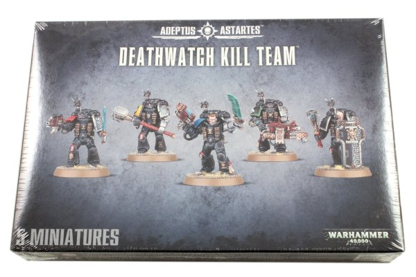 Deathwatch Veteranen
