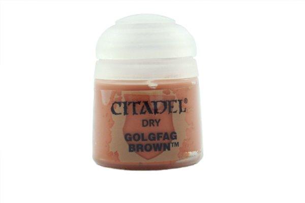Dry Golgfag Brown (12ml)