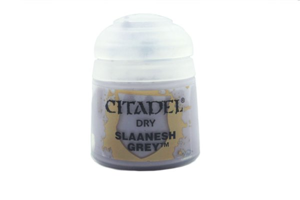 Dry Slaanesh Grey (12ml)