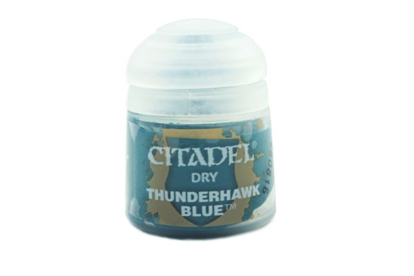 Dry Thunderhawk Blue (12ml)