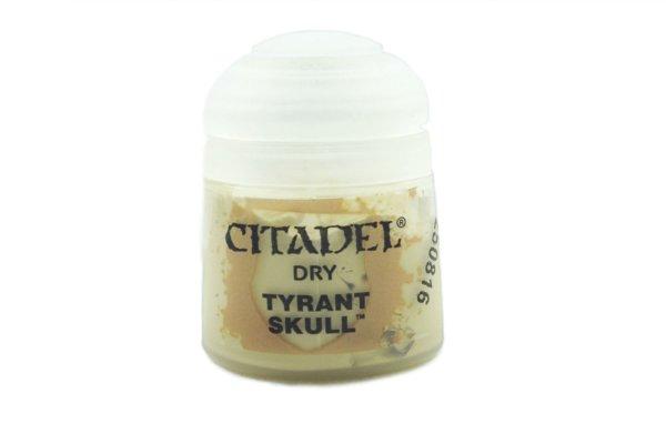 Dry Tyrant Skull (12ml)