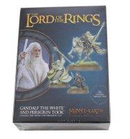Gandalf der Weiße und Peregrin Tuk
