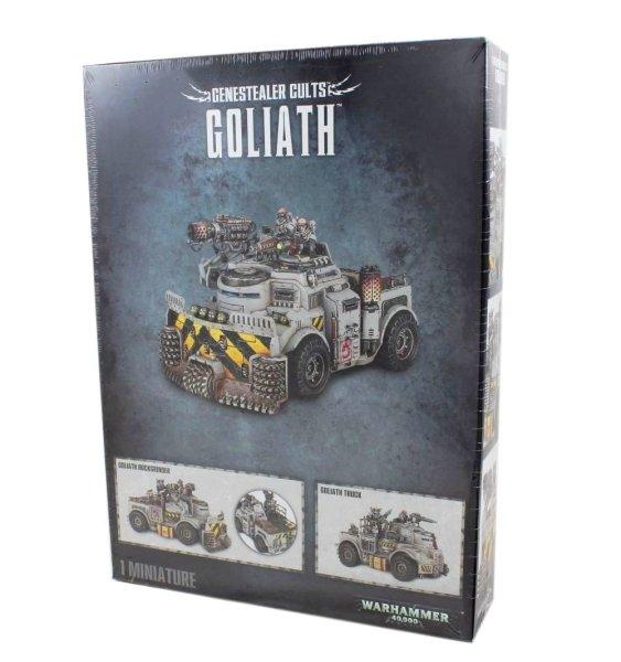 Goliath Rockgrinder/Goliath Truck