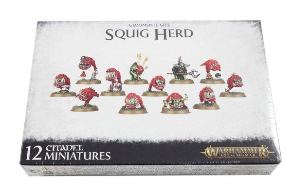 Squig Herd