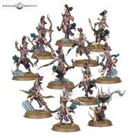 Hedonites of Slaanesh: Blissbarb Archers