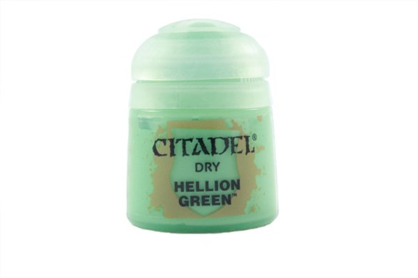 Dry Hellion Green (12ml)