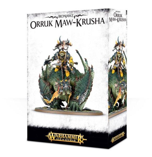 Megaboss auf Maw-krusha/Gordrakk, the Fist of Gork - Mail-Order