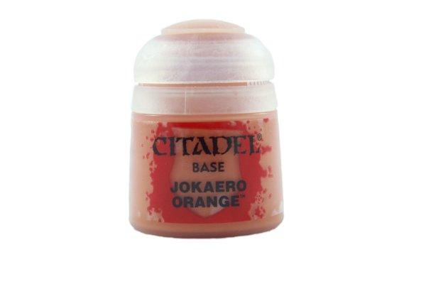 Base Jokaero Orange (12ml)