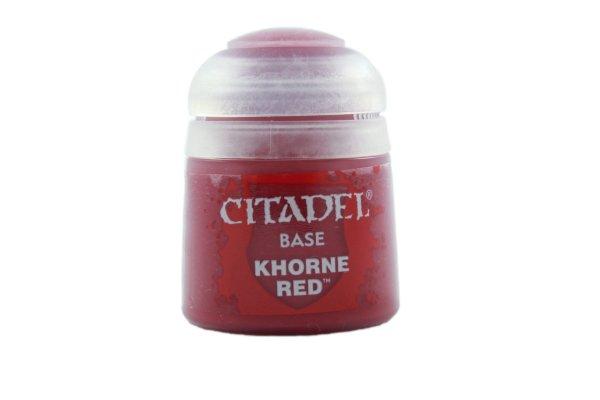 Base Khorne Red (12ml)