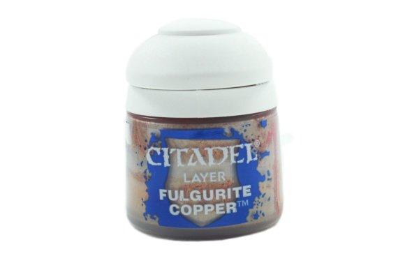 Layer Fulgurite Copper (12ml)