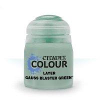 Layer Gauss Blaster Green (12ml)