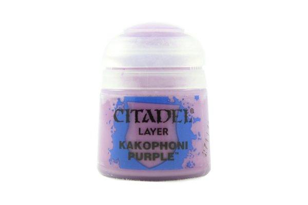 Layer Kakophoni Purple (12ml)