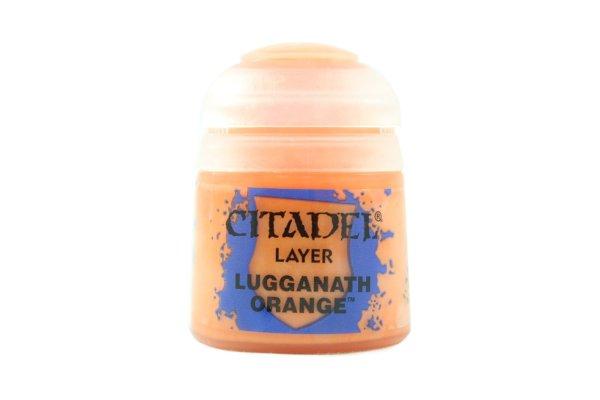 Layer Lugganath Orange (12ml)