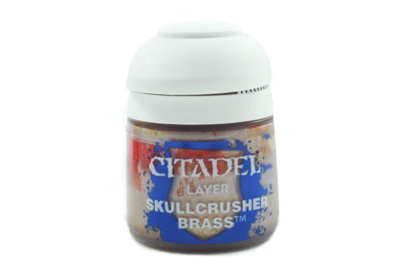 Layer Skullcrusher Brass (12ml)