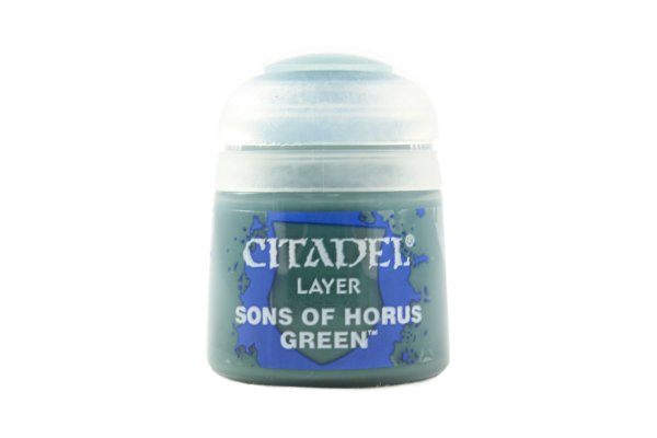 Layer Sons of Horus Green (12ml)