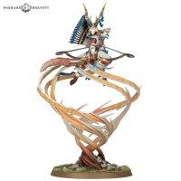 Sevireth, Lord of the Seventh Wind/Hurakan Spirit of Wind