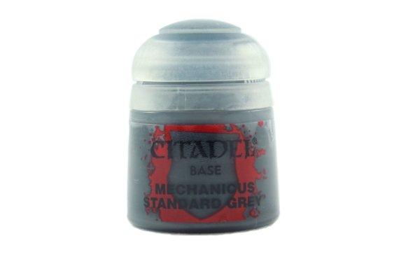 Base Mechanicus Standard Grey (12ml)