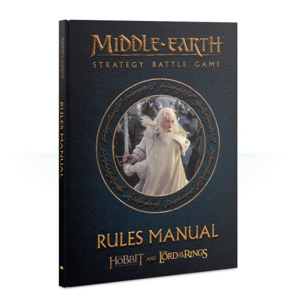 Middle-Earth Strategy Battle Game Rules Manual (Englisch)