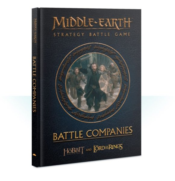 Middle-Earth: Battle Companies (Englisch)