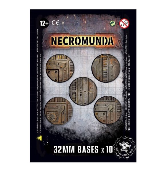 Necromunda-Bases (32 mm)