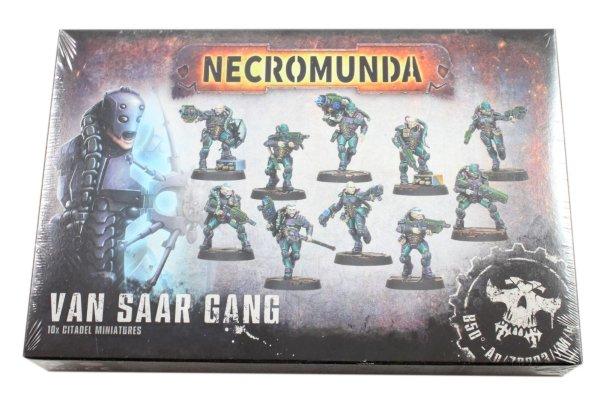 Van Saar Gang