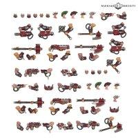 Necromunda: Goliath Weapons & Upgrades