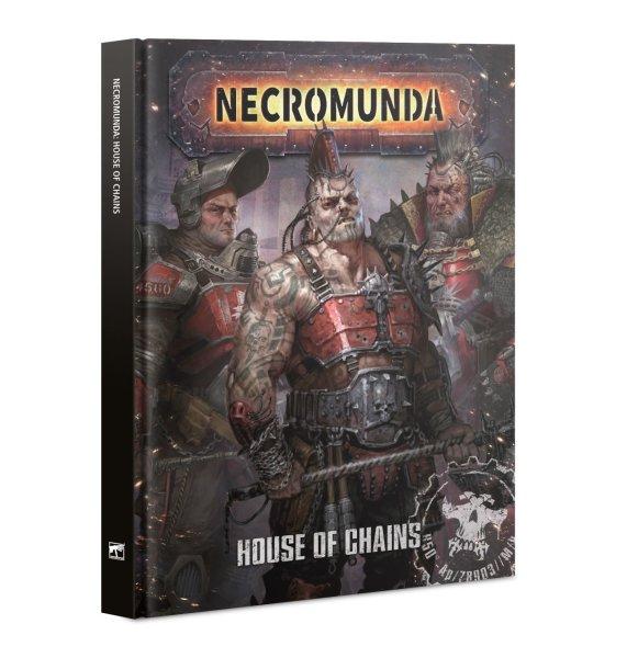 Necromunda House of Chains (Englisch)