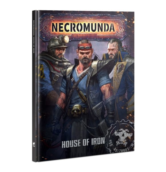 Necromunda: House of Iron (Englisch)