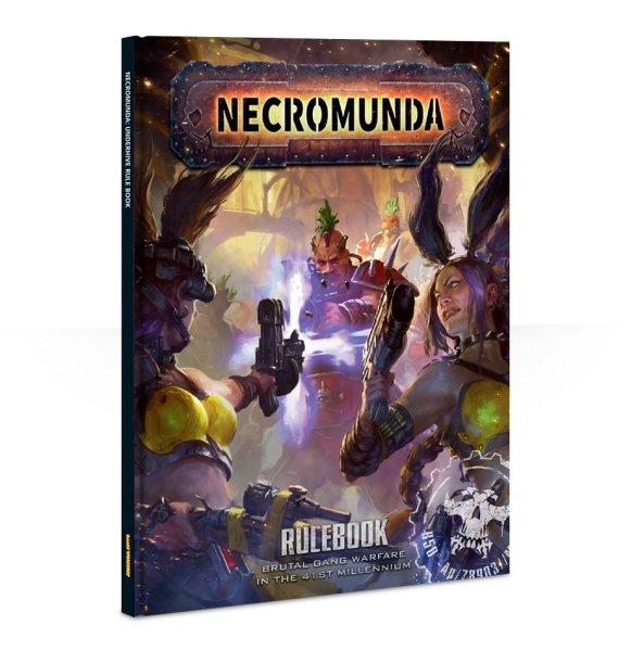 Necromunda: Rulebook (Englisch)