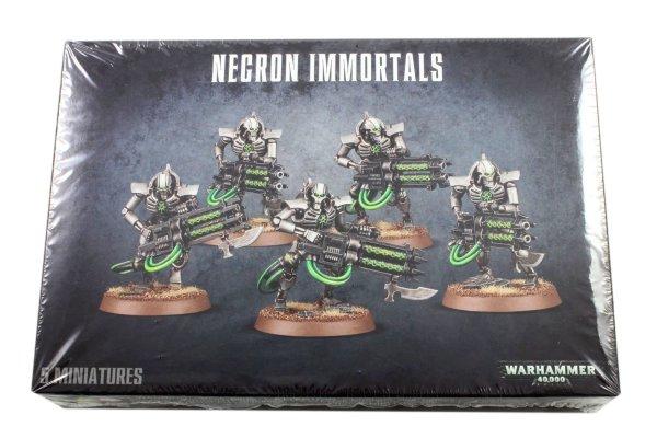 Immortals/Deathmarks