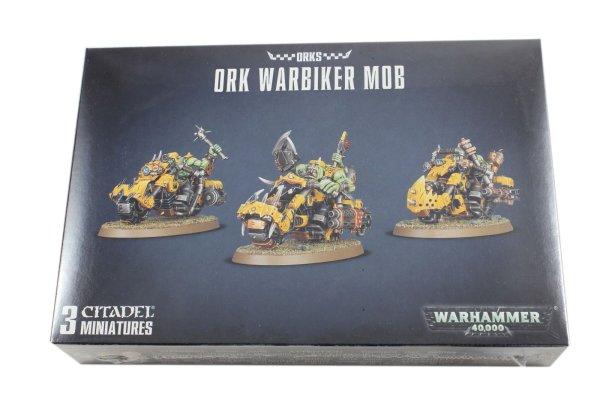 Ork Warbiker Mob