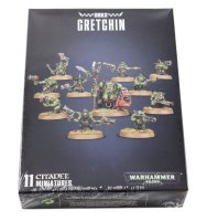 Ork Runtherd and Gretchin