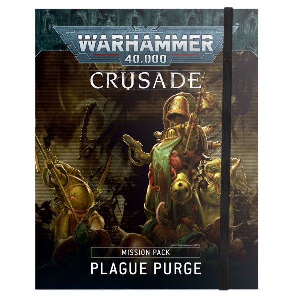 Plague Purge Crusade Mission Pack (Englisch)