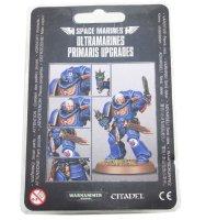 Upgrades: Ultramarines Primaris