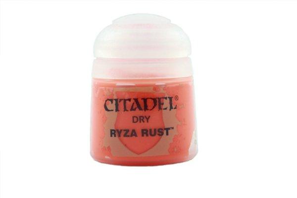 Dry Ryza Rust (12ml)